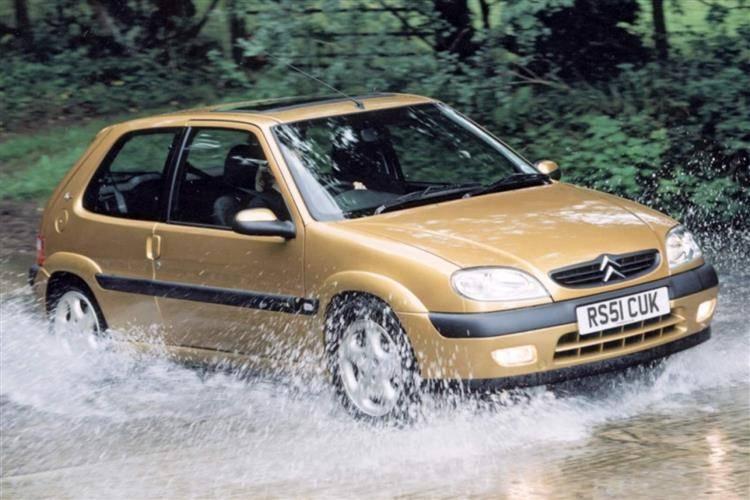Citroen Saxo (1996 - 2003) used car review