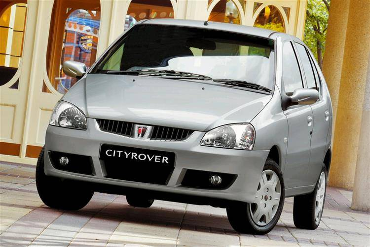 CityRover (2003 - 2005) used car review