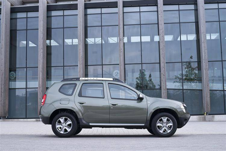Dacia Duster (2012 - 2017) used car review
