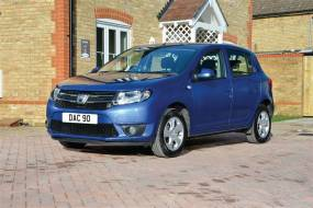 Dacia Sandero (2013 - 2017) used car review