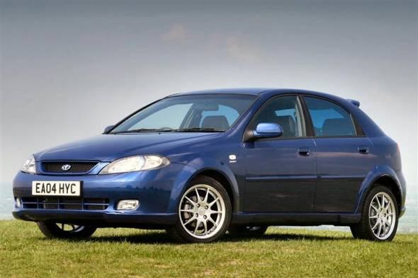Daewoo Lacetti (2004) used car review