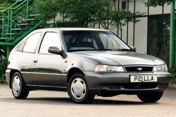 Daewoo Nexia (1995 - 1997) used car review