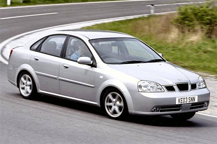 Daewoo Nubira (2003 - 2005) used car review