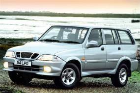 Daewoo Musso (1999 - 2002) used car review