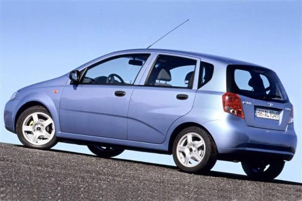Daewoo Kalos (2003 - 2005) used car review