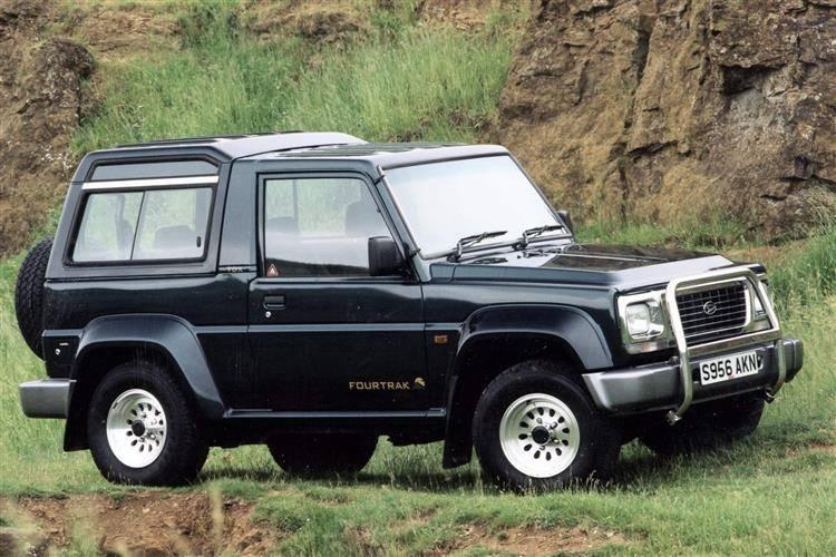 Daihatsu Sportrak (1989 - 1998) used car review