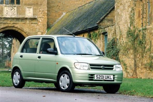 Daihatsu Cuore (1997 - 2003) used car review
