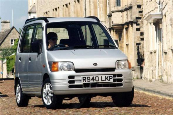 Daihatsu Move (1997 - 2000) used car review