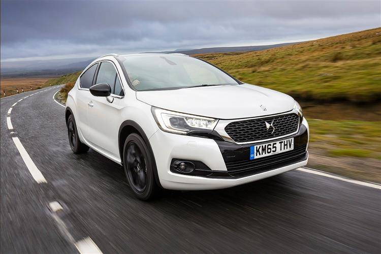 DS 4 Crossback (2015 - 2019) used car review