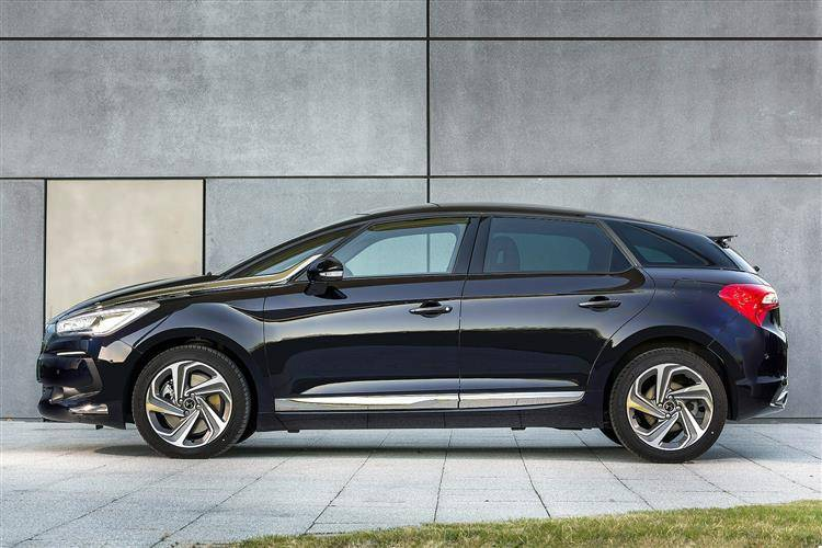 DS 5 (2015 - 2020) used car review