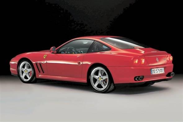 Ferrari 575M Maranello (2002 - 2005) used car review