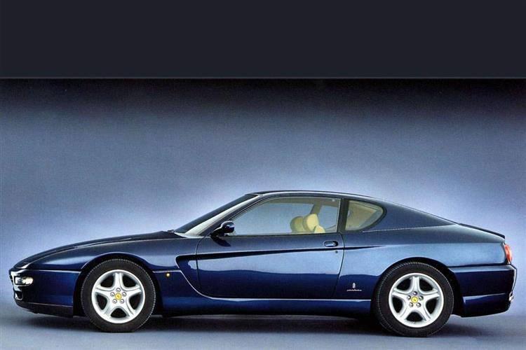 Ferrari 456 (1993 - 2004) used car review
