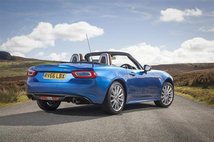 Fiat 124 Spider [Type 348] (2016 - 2020) used car review