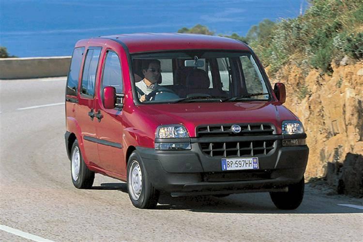 Fiat Doblo (2001 - 2010) used car review