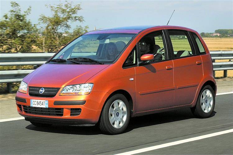 Fiat Idea (2004 - 2007) used car review