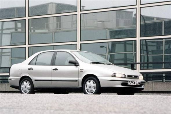 Fiat Marea (1997 - 2003) used car review