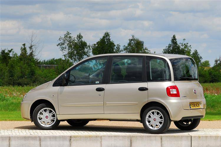 Fiat Multipla (2004-2011) used car review