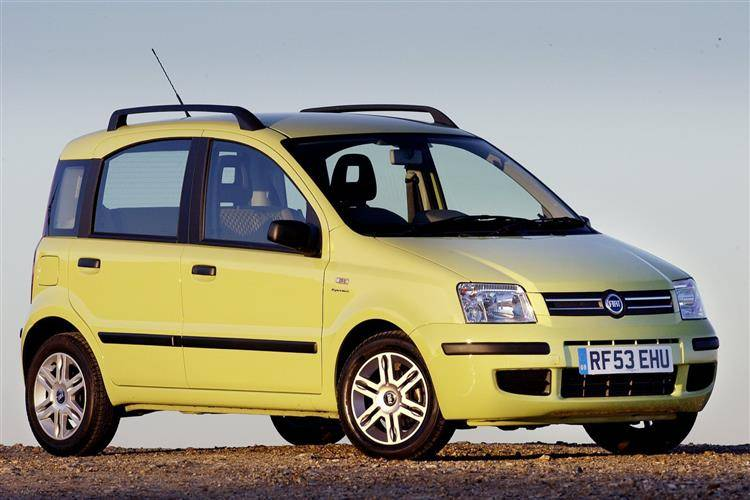 Fiat Panda (2004 - 2012) used car review