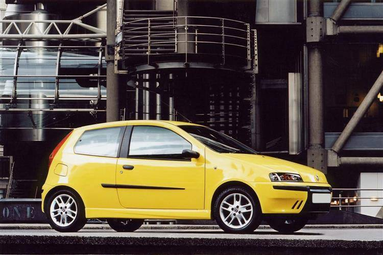 Fiat Punto (2000 - 2003) used car review
