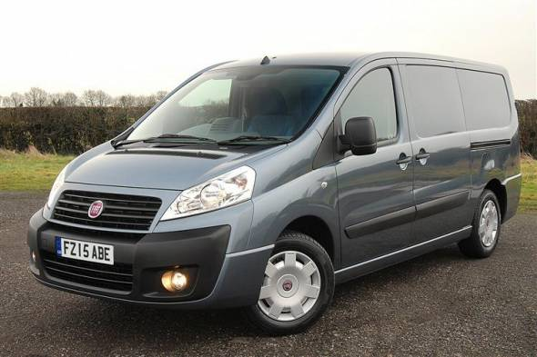 Fiat Scudo (2007 - 2016) used car review