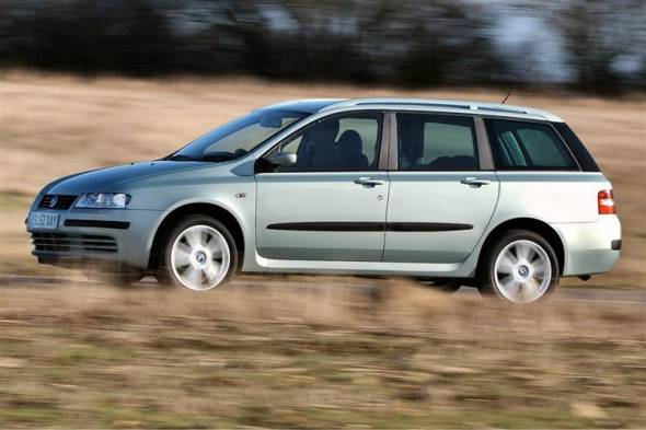 Fiat Stilo Multiwagon (2003 - 2007) used car review