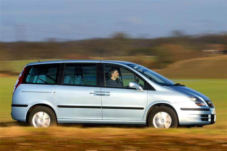 Fiat Ulysse (2003 - 2006) used car review
