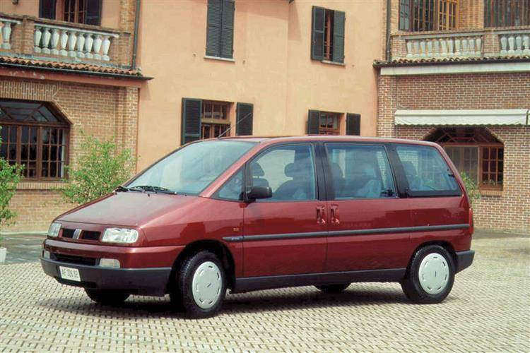 Fiat Ulysse (1995 - 2003) used car review
