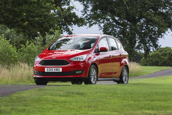 Ford C-MAX (2015 - 2019) used car review