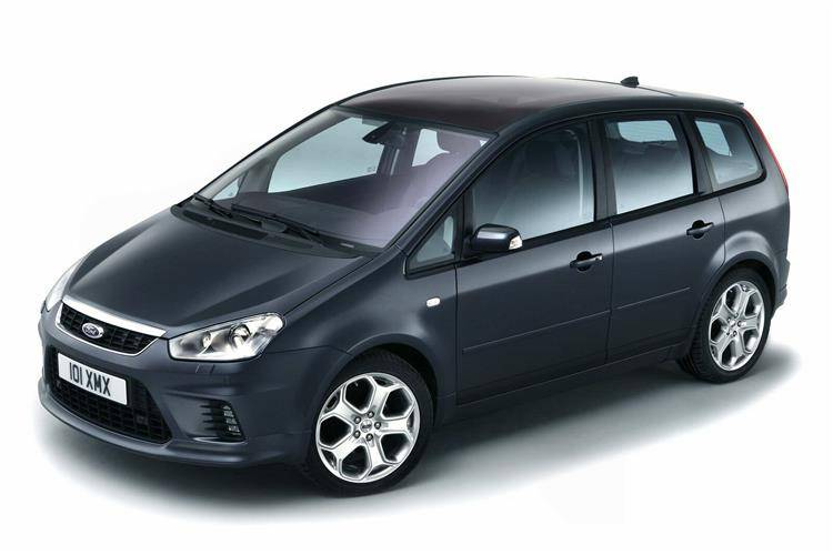 Ford C-MAX (2007 - 2010) used car review