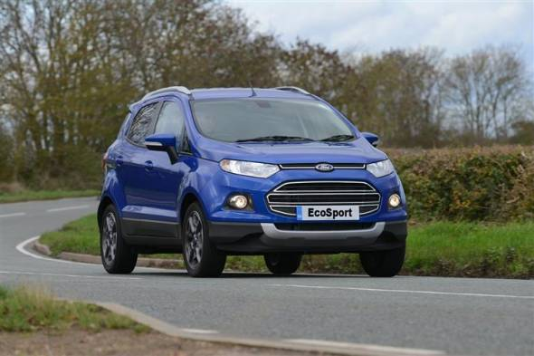 Ford EcoSport (2013 - 2017) used car review