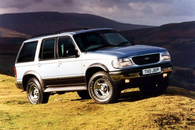 Ford Explorer (1997 - 2001) used car review