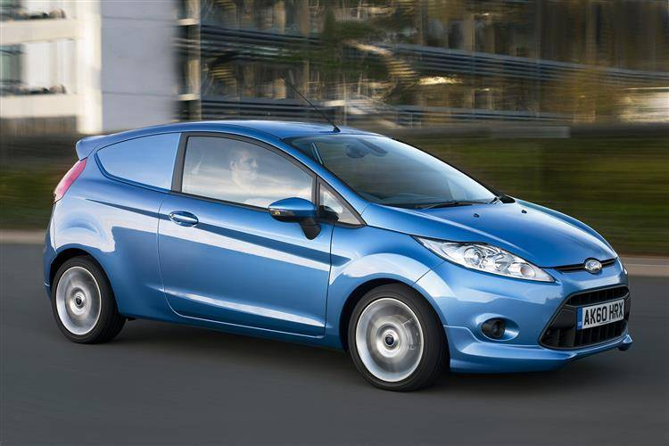 Ford Fiesta Van (2009 - 2018) used car review