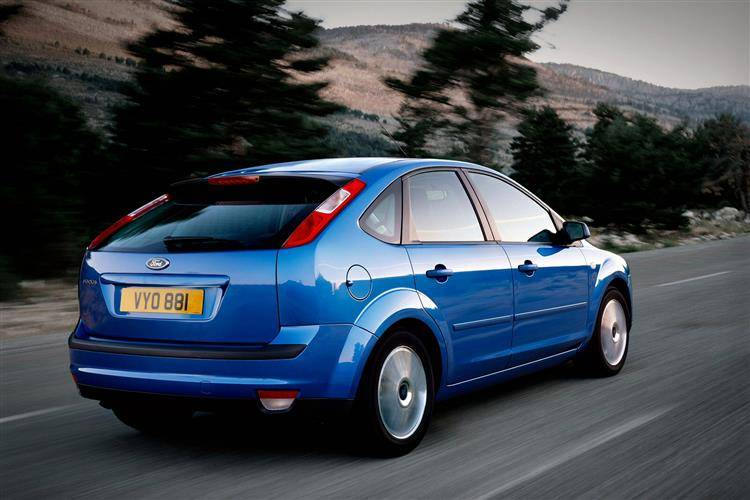 Ford Focus (2008 - 2011) used car review