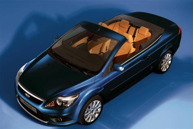 Ford Focus Coupe-Cabriolet (2006 - 2010) used car review
