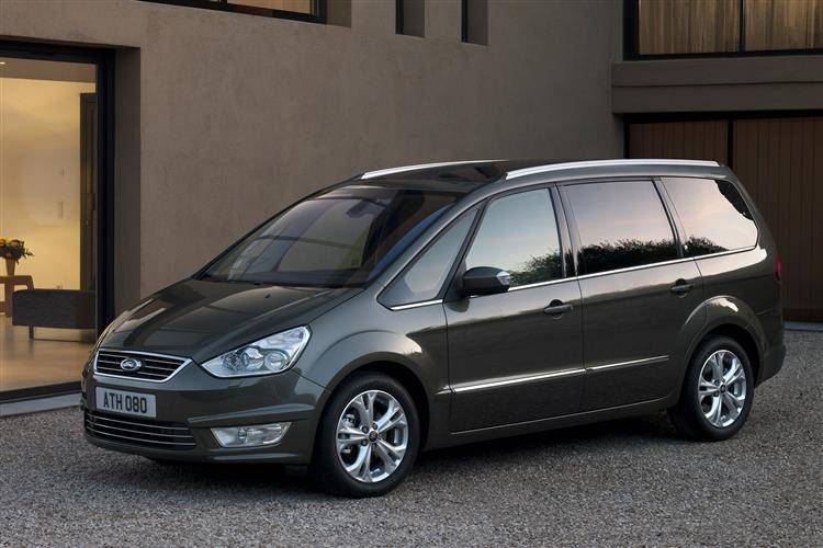 Ford Galaxy (2010 - 2015) used car review