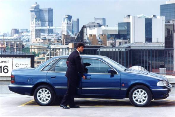 Ford Granada (1985 - 1994) used car review