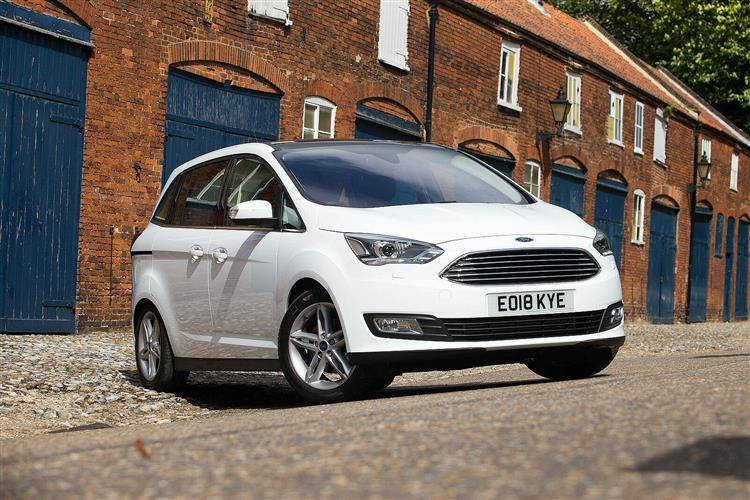 Ford Grand C-MAX (2015 - 2019) used car review
