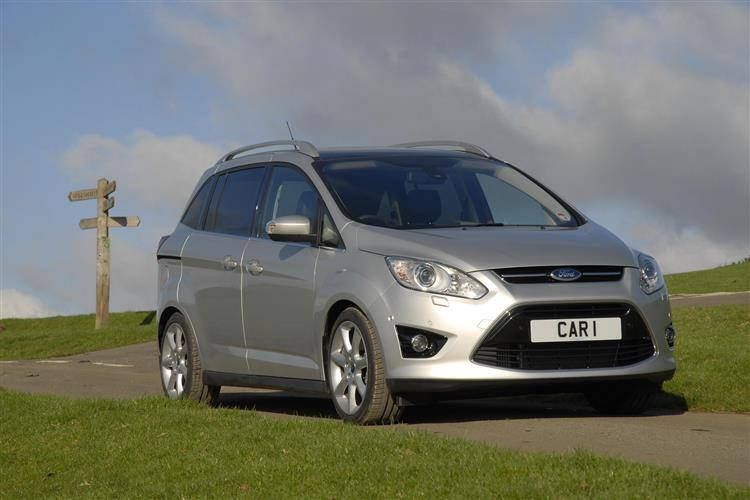 Ford Grand C-MAX (2010 - 2014) used car review