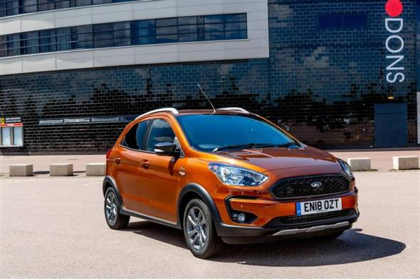 Ford KA+ ACTIVE (2018 - 2020) used car review