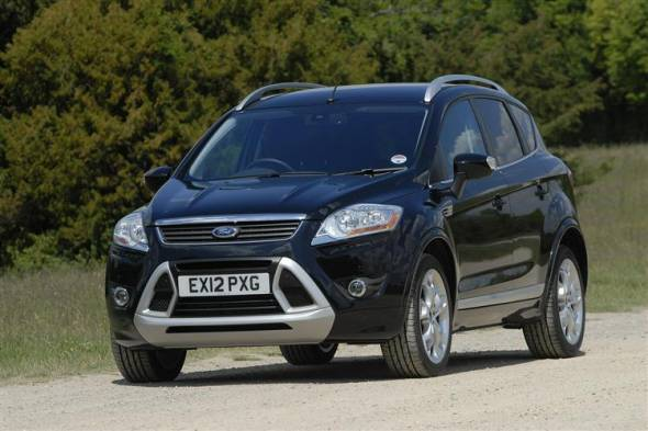 Ford Kuga (2010 - 2013) used car review