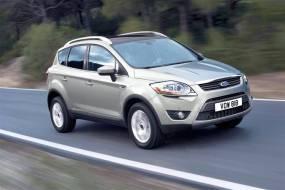 Ford Kuga (2008 - 2010) used car review