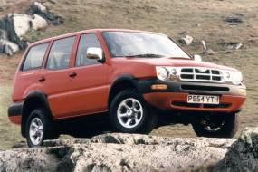 Ford Maverick (1993 - 1997) used car review