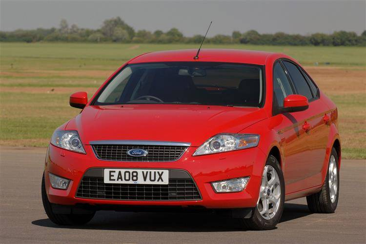 Ford Mondeo MK3 (2008 - 2010) used car review