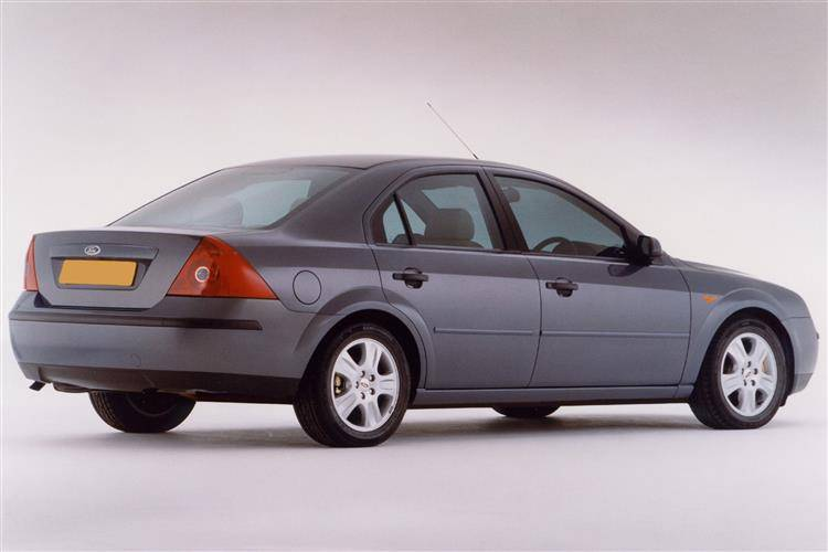 Ford Mondeo MK2 (2000 - 2007) used car review