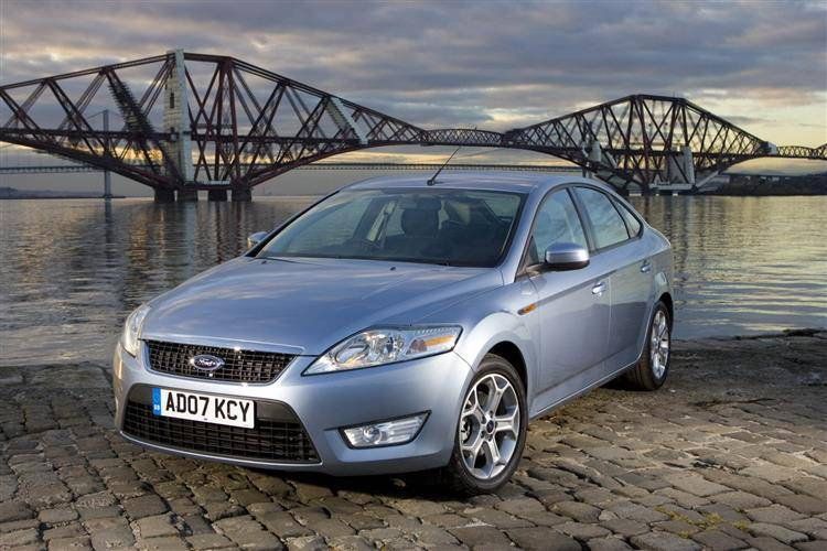 Ford Mondeo MK3 (2007 - 2008) used car review