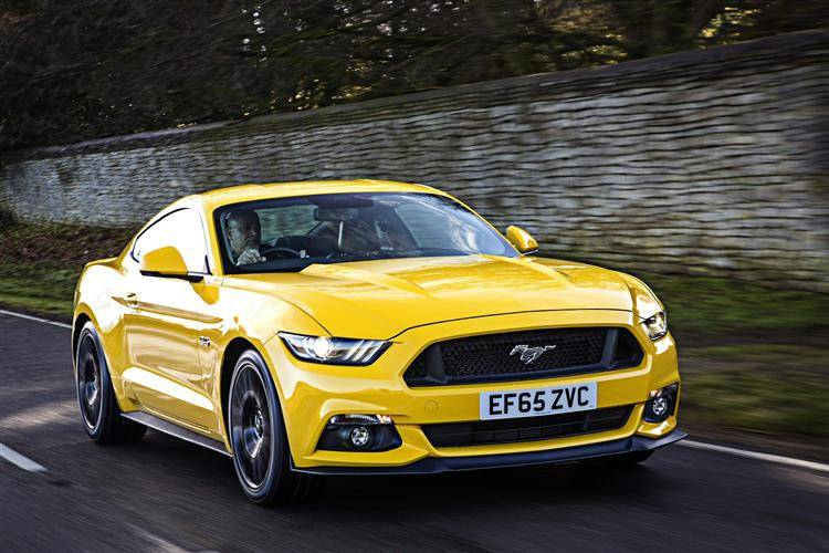 Ford Mustang (2015 - 2017) used car review