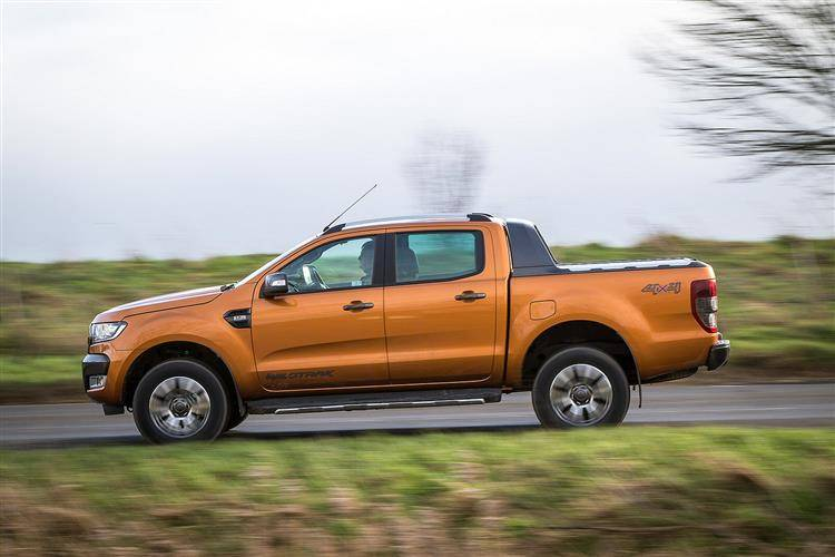 Ford Ranger (2016 - 2019) used car review