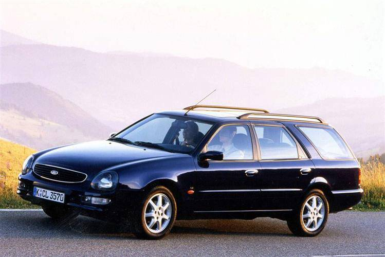 Ford Scorpio (1994 - 1998) used car review