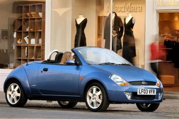 Ford Streetka (2003 - 2007) used car review