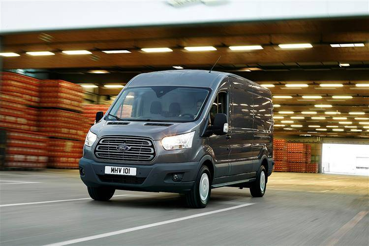 Ford Transit (2014 - 2019) used car review